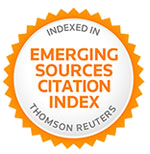 Indexed in Emerging Sources Citation Index